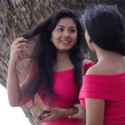 Tharindu Damsara & Kalpana Kavindi