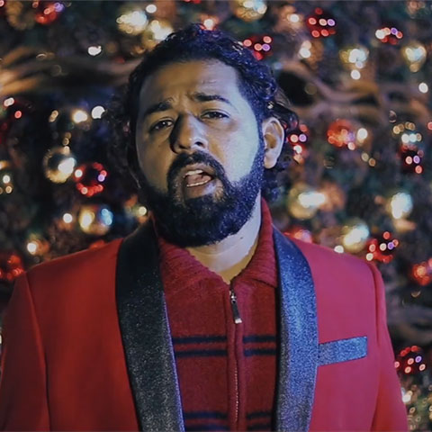 Ran Tharu Mal (Christmas Song)